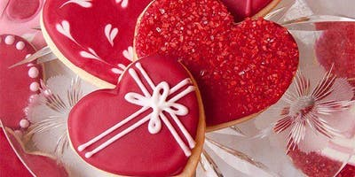 Cookie Love: Valentine & Spring Cookie Decorating - with Maggie Peterson
