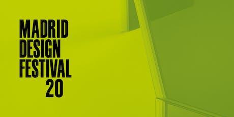MadridDesignPRO 2020 (13  -  15 de febrero 2020) entradas