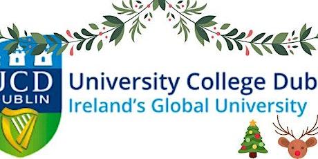 UCD Global Christmas Breakfast 11am tickets