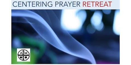 Advent Centering Prayer Retreat tickets