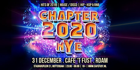 Chapter 2020 | NYE 19/20 tickets