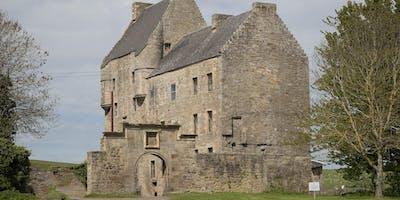 Outlander Jamie Fraser tour