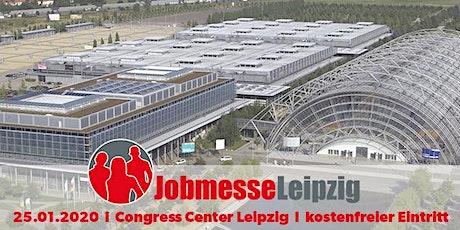 17. Jobmesse Leipzig Tickets