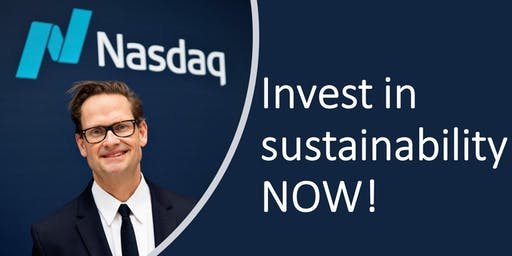 Invest in Sustainability: NASDAQ and Life Science Pioneers tell you how!