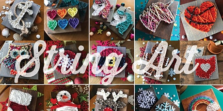 String Art: Pick Your Project / Birch Cafe, Highland Heights tickets
