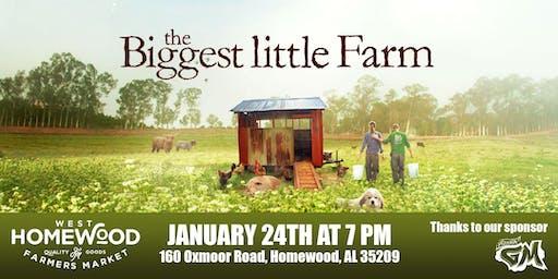 """The Biggest Little Farm"" movie - Birmingham"