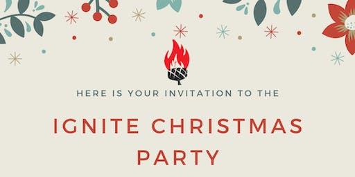 Ignite Christmas Party 2019
