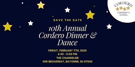 10th Annual Cordero Dinner & Dance tickets