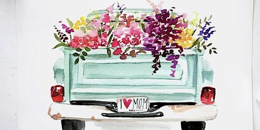 Watercolors & Marquette