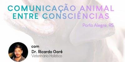 Inscrição - Curso Inicial Comunicação Animal (15 e 16 de abril - Porto Alegre)