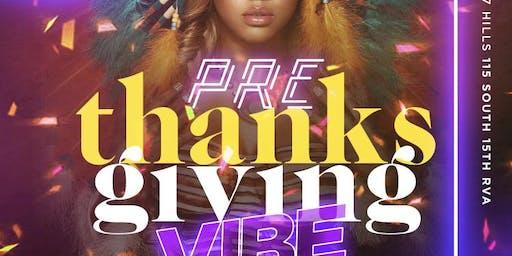 PRE Thanksgiving Party 11.27.19 at SHIPLOCK