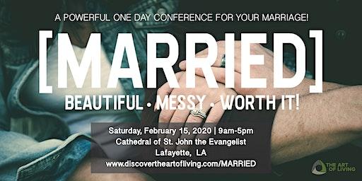 [MARRIED] - Lafayette, LA