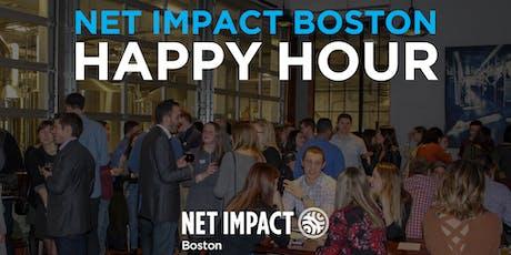 Net Impact Boston Winter Happy Hour tickets