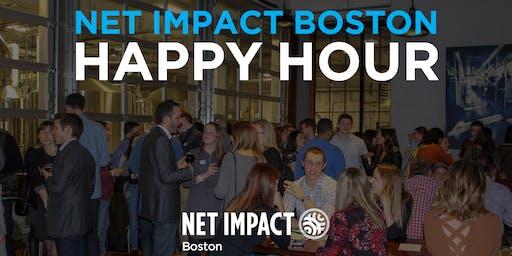 Net Impact Boston Winter Happy Hour