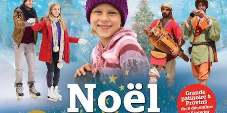 Noël à Provins tickets