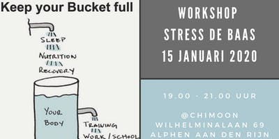 Workshop: Stress de baas!