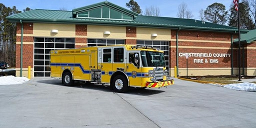 Chesterfield Fire and EMS Career Information Session