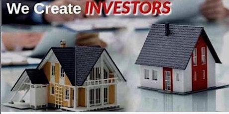 Aprenda a Invertir En Real Estate - Davie tickets