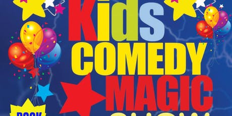 All New Kids Comedy Magic Show - CAVAN tickets