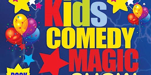 All New Kids Comedy Magic Show - CAVAN