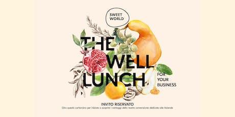 The Well Lunch biglietti