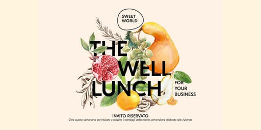 The Well Lunch