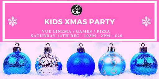 Precision Kids Christmas Party