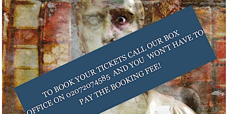 Don't Go Into the Cellar - Library of Screams tickets