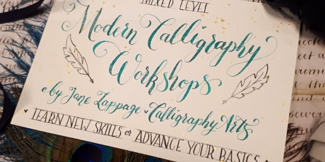 Modern Calligraphy Jane Lappage tickets