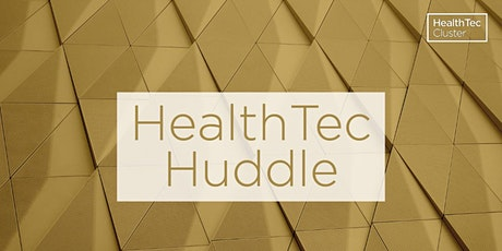 HealthTec Huddle tickets