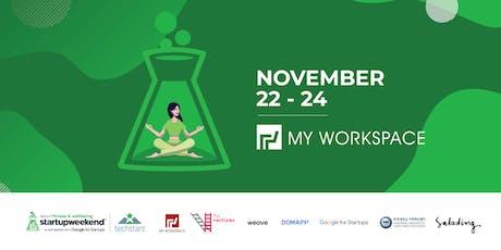 Techstars Startup Weekend Seoul Fitness & Wellbeing tickets