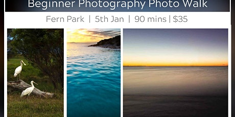 Learn to Take Better Photos - Fern Park tickets