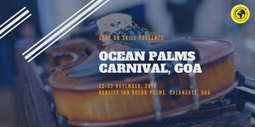 Ocean Palms Carnival, Goa | Nov 22-23