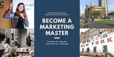 Branding Made Easy Masterclass Experience tickets