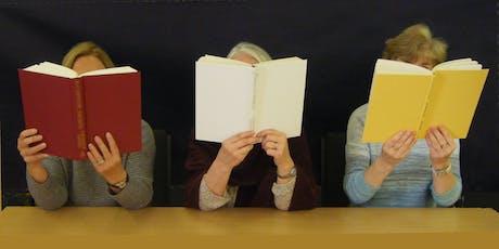 Ormskirk Afternoon Reading Group (Ormskirk) #LancsLibRG tickets