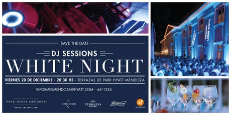 Dj Sessions - White Night entradas