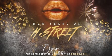 New Years on M Street 2020 tickets