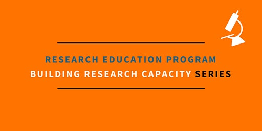 Part 2:  From Proposal and Beyond:  Preparing your grant application for submission and increasing chances of success