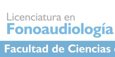 Jornadas Internacionales en Audiología avanzada.....