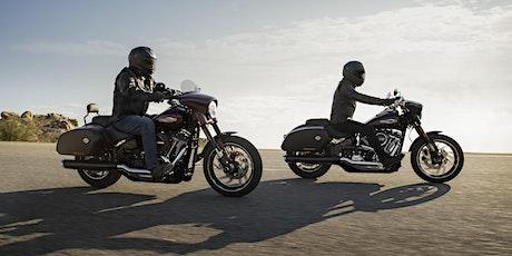 Harley-Davidson Tagestour | 3 Flüsse Tour Tickets