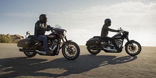 Harley-Davidson Tagestour | 3 Flüsse Tour