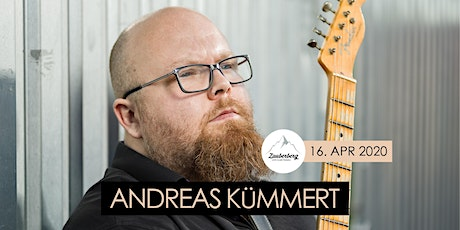 Andreas Kümmert | Harlekin Dreams - Duo Tour 2020 Tickets