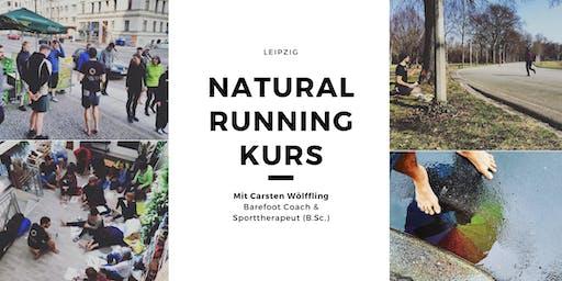 Natürlich Laufen Leipzig - Barfußlauftechnik-Kurs - Natural Running Kurs