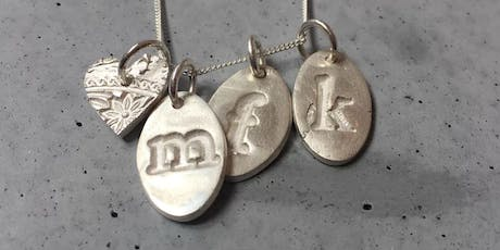 Silver Clay Jewellery Taster tickets
