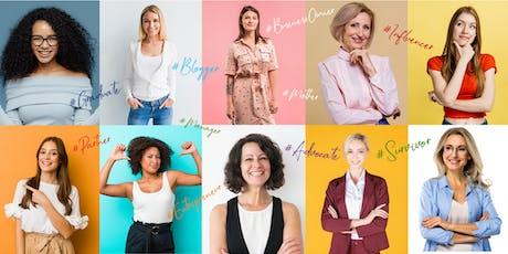 Wine & Work -  Women's Networking (Launch Event) tickets
