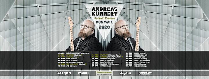 Andreas Kümmert  • Kirchdorf am Inn • Zauberberg Kultur Express: Bild