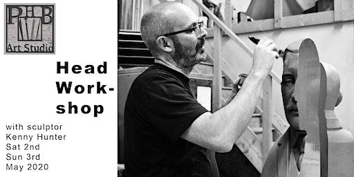 Head Workshop with sculptor Kenny Hunter