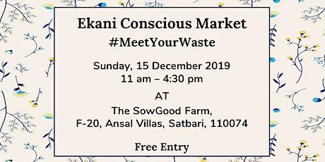 Ekani Conscious Market - The 1st Edition tickets