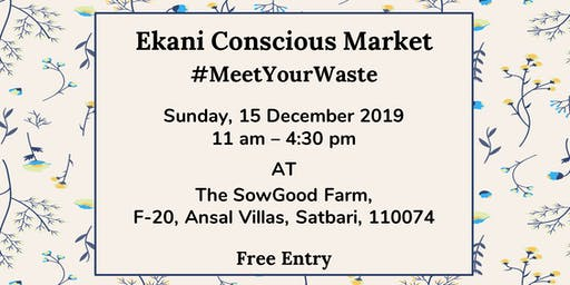 Ekani Conscious Market - The 1st Edition