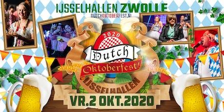 Dutch Oktoberfest Zwolle tickets